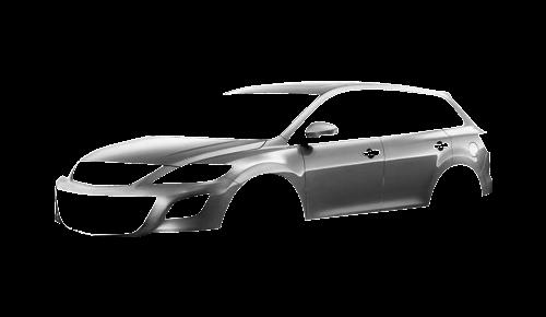 Цвета кузова CX-9